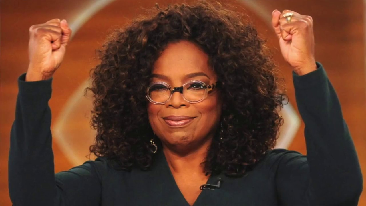 history about oprah winfrey