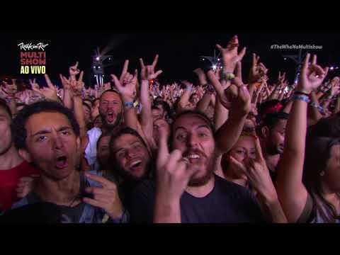 The Who - Rock in Rio 2017 - 1080p
