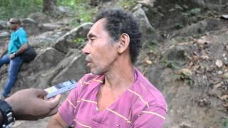 José De la Hoz, vecino del sector preocupado por Yesica #EncontremosAYesica