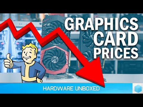 Graphics Card Pricing Update, Are GPUs Affordable Yet? Cost per Frame Analysed!