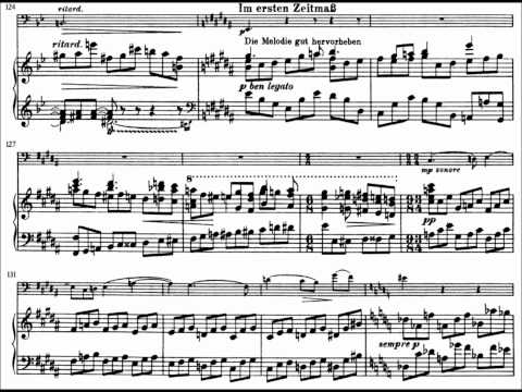 Hindemith - 3 pieces for cello and piano, Op. 8