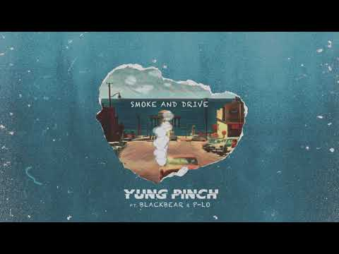 Yung Pinch - Smoke & Drive ft. Blackbear & P-Lo (Official Animation)