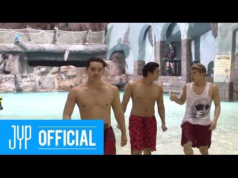 [Real 2PM] Caribbean Bay CF Making Film Part 2