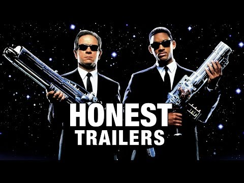 Deuce - Watch: Men In Black Honest Trailer