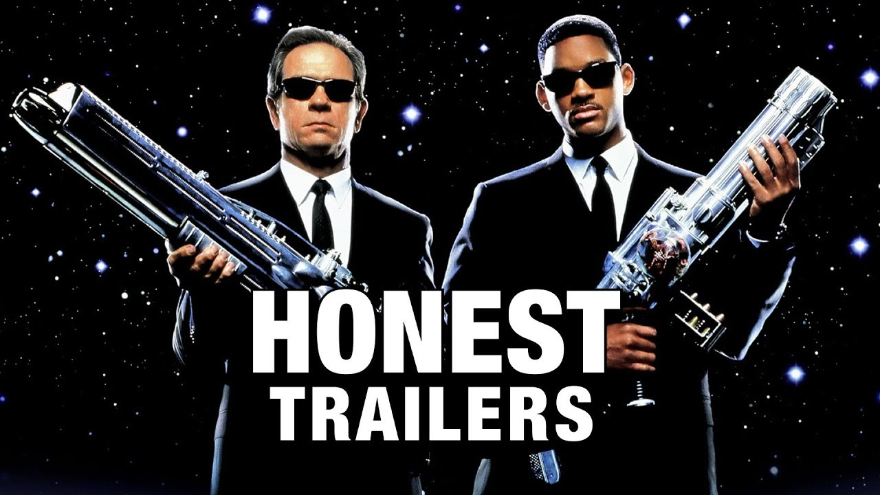 Honest Trailers | Men in Black