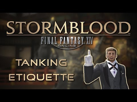 Stormblood Tanking Guide: Positioning, Mitigation and Pacing
