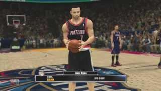NBA 2K14 Slam Dunk Contest (Xbox 360)