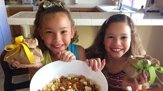 Hi Guys! While Madison and Gracie were busy after school with their...