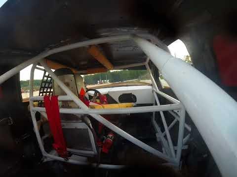 Bedford Speedway 6-29-18 4 cylinder Heat 1