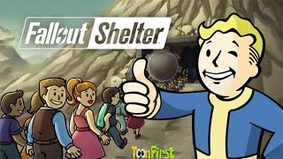 FALLOUT SHELTER | IOS/ANDROID GamePlay Trailer