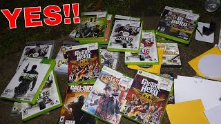 BLACK FRIDAY!!! Dumpster Diving GAMESTOP