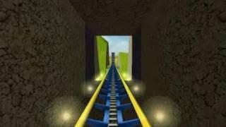 rct3 rollercoaster tycoon 3 achterbahn vier jahreszeiten