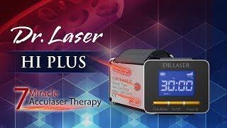 Dr Laser Hi Plus Official Gogomall alat terapi laser melancarkan sirkulasi darah