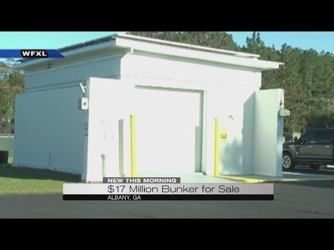 $17 million bunker for sale