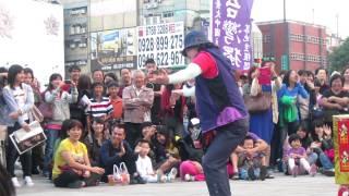 2012.11.04 李科穎 【PSY - Gangnam Style】男女老少都High到爆~