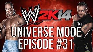 WWE 2k14 Universe Mode - #31 Last Man Standing