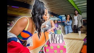 DE'ARRA 22ND BIRTHDAY VLOG!!!