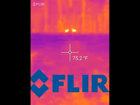 Flir One Lightning Extension Cable - YouTube