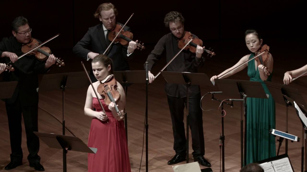 Shulamit Ran: Yearning for Violin and Strings with Cello Obbligato