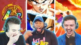 TRIO LR PULL?! The BEST Dokkan Trio LR Summon! Nano, Rhyme, & DFree! Dragon Ball Z Dokkan Battle