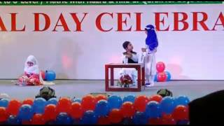 Al-Hidayah Academy,  Saleen Centre, Annual Function. Class:E.C.E-2 students. 2017 Video