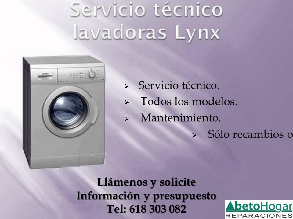 servicio tecnico de lavadoras lynx youtube