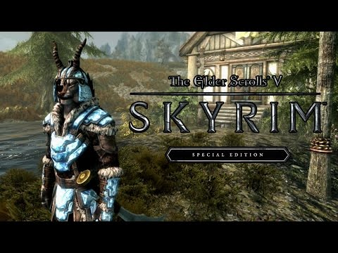 Skyrim Special Edition THE HIDDEN TREASURE OF HAKNIR DEATHBRAND (Secret Treasure)