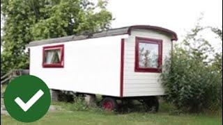 Hotelkamercheck overnacht in een pipowagen op camping 'de Stal' in Drijber.