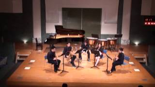 EuphoRhythm Sax quintet
