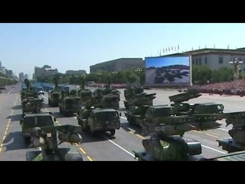 Gen. Hertling: China to become regional power
