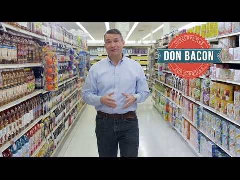 Everybody Loves Bacon | Don Bacon for Congress