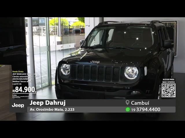 Ofertas Jeep Dahruj Campinas