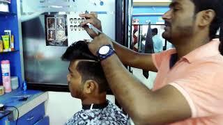Super deluxe PROFESSIONAL   salon palus  cutting  tutorials