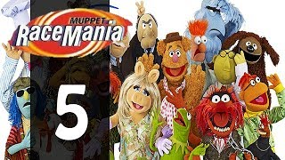 Muppet RaceMania - E5 - Central Park & New York