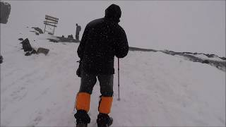 Mt. Kilimanjaro summit trek(march,'18)