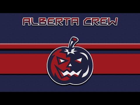 NHL 18 - Custom Team - Alberta Crew