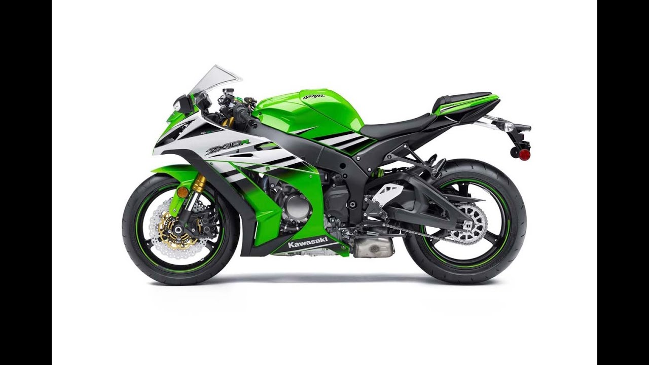 2015 Kawasaki Ninja Zx 10r 30th Anniversary Model Features Lime