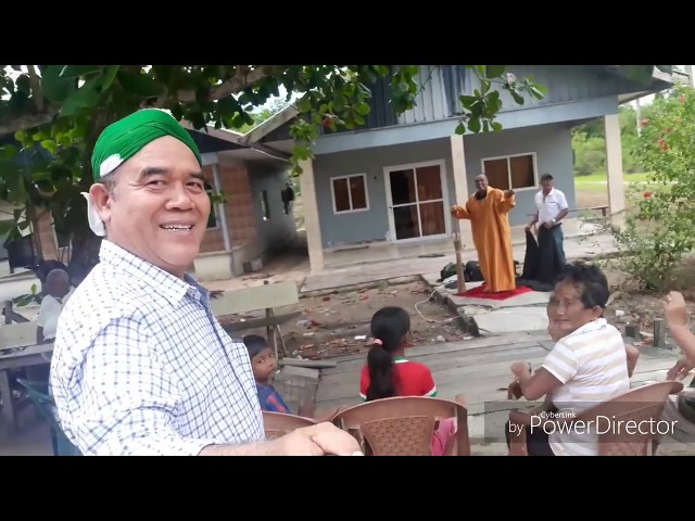 Dolan neng Kampung Jawa Johan & Margaretha Suriname, kampung kelahirane bapak Salimin