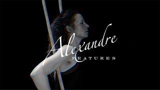 "Alexandre Features ""Warrior Ballerina"" by Symeon Kyriakopoulos"