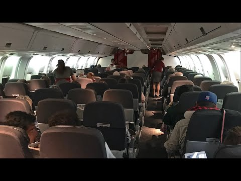 Air Canada Rouge Boeing 767-300 Full Experience From Tampa Bay To Toronto | Rouge Plus Economy Seats