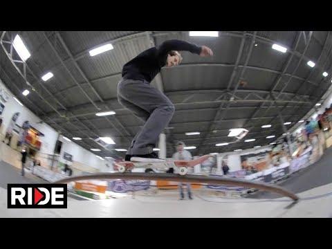 RTM World Cup Skateboarding 2017 -  Best Trick & Highest Ollie