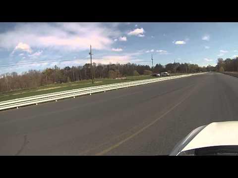 Azera Vs Optima SX Race