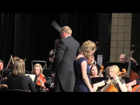 Brahms Violin Concerto in D major, Op. 77 - Allegro giocoso, ma non troppo vivace - Poco più presto