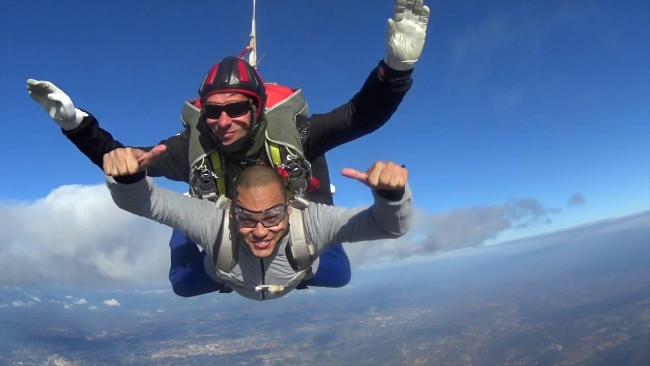 saut en parachute deaux