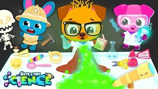 Cute & Tiny Science - Lab Adventures of Baby Pets   Mobile Games for Toddlers