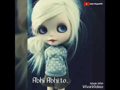 ||Abhi Abhi To Mile The Phir Juda Ho Gaye Lyrical Whatsapp Status||