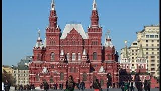 видео Экскурсии по достопримечательностям Исторического музея Москвы