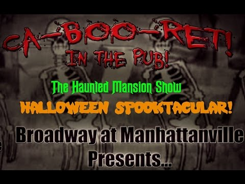 The Haunted Mansion Show Episode 50: Ca-BOO-Ret!