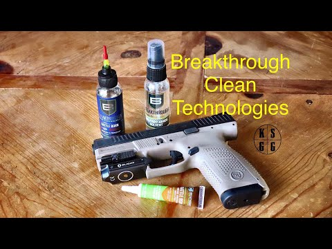 Breakthrough Clean Technologies Cleaning Products - Do They Work?