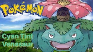 Roblox Project Pokemon // Aura Bulbasaur Evolution! // Cyan Tint Venasaur!